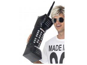 Nafukovací retro telefon