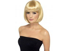 Dámská paruka mikádo blond
