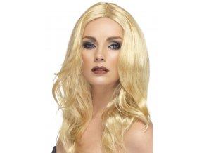 Dámská paruka blond Superstar