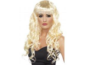 Dámská blond paruka Siren