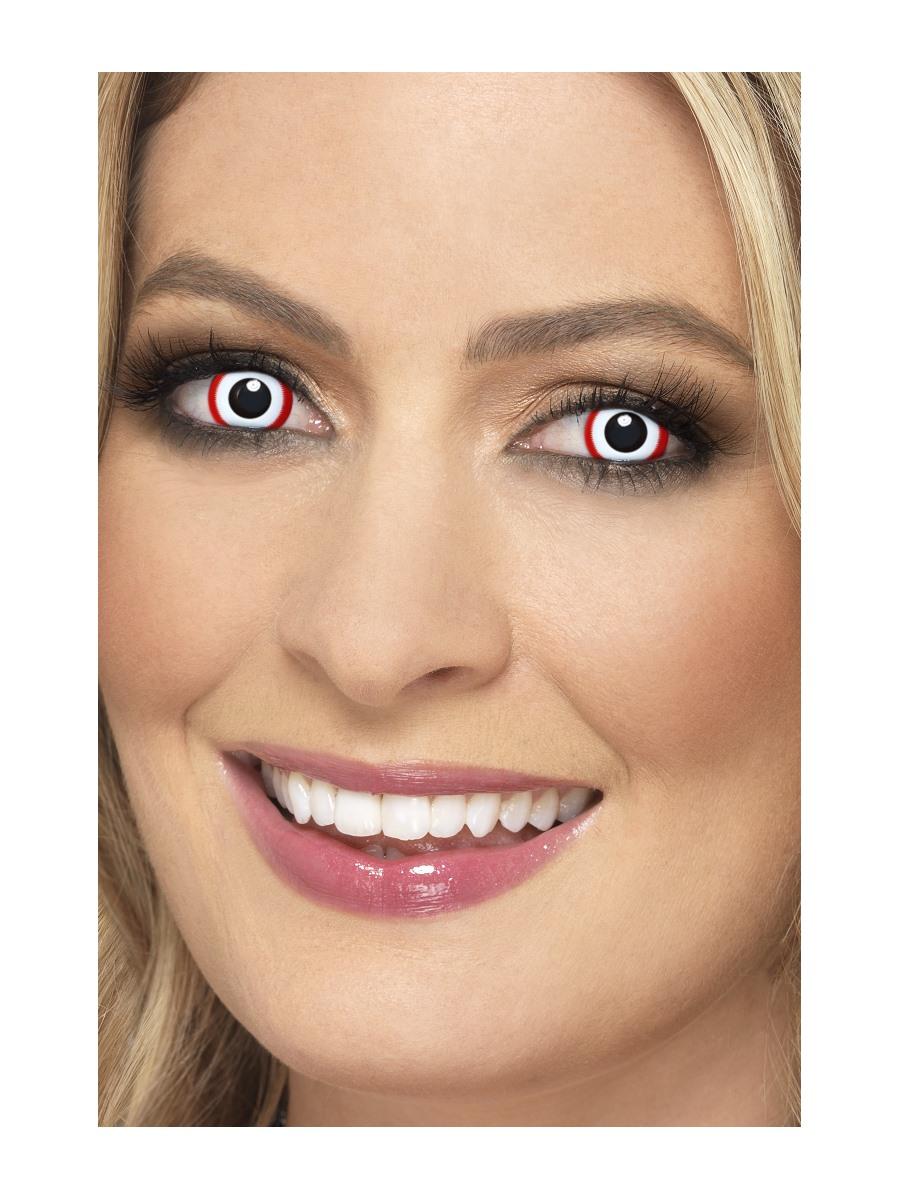 Barevné kontaktní čočky Doll