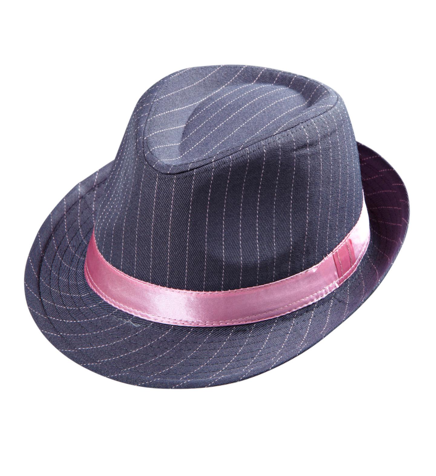 Dámský klobouk mafiánka