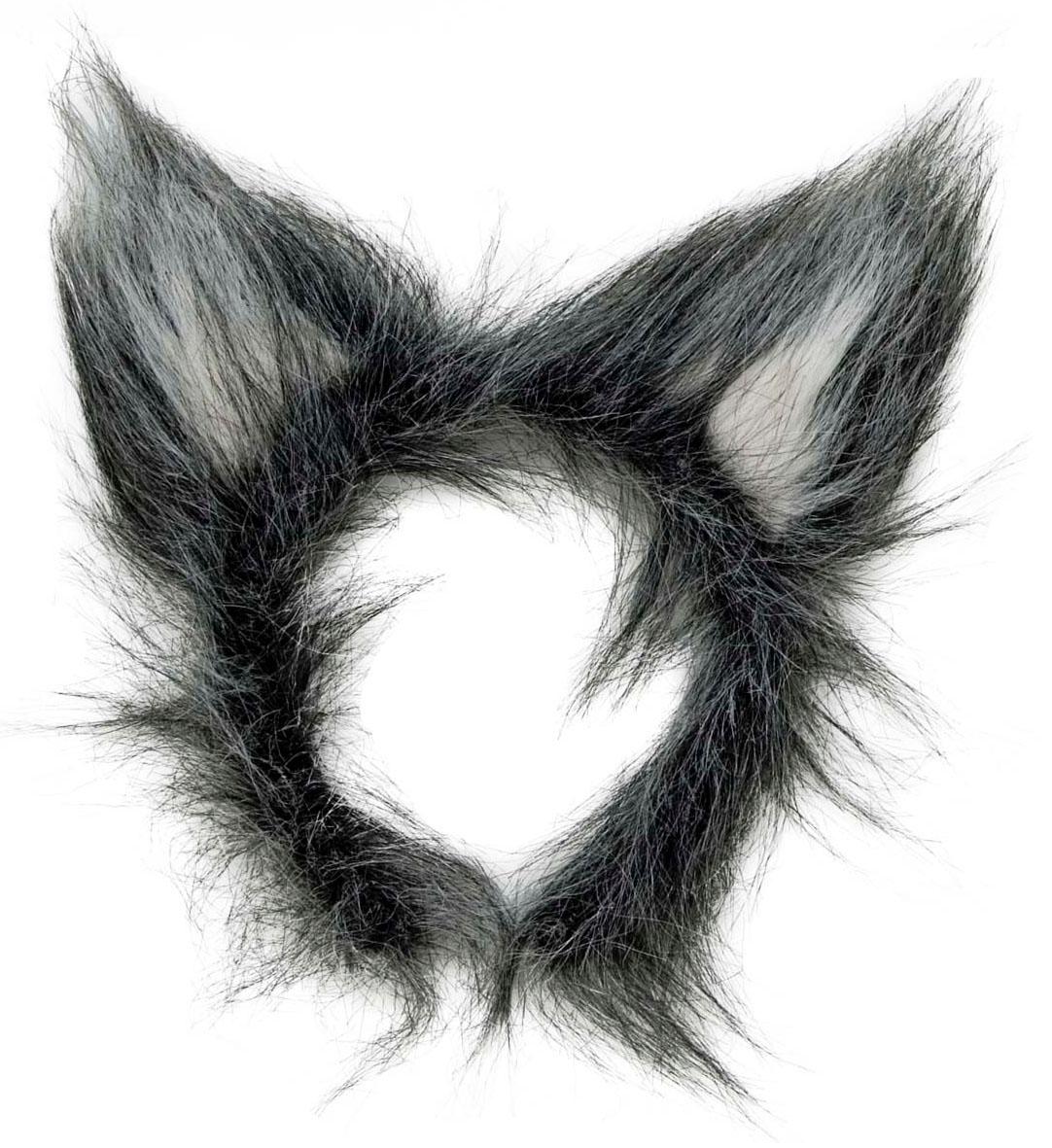 Čelenka uši pro vlka