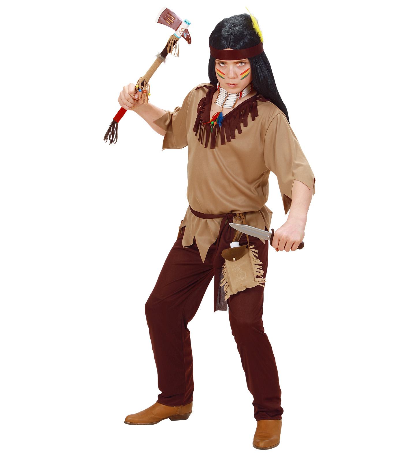 Dětský kostým indiána Velikosti  L (11-13 let) 145cd2c394b