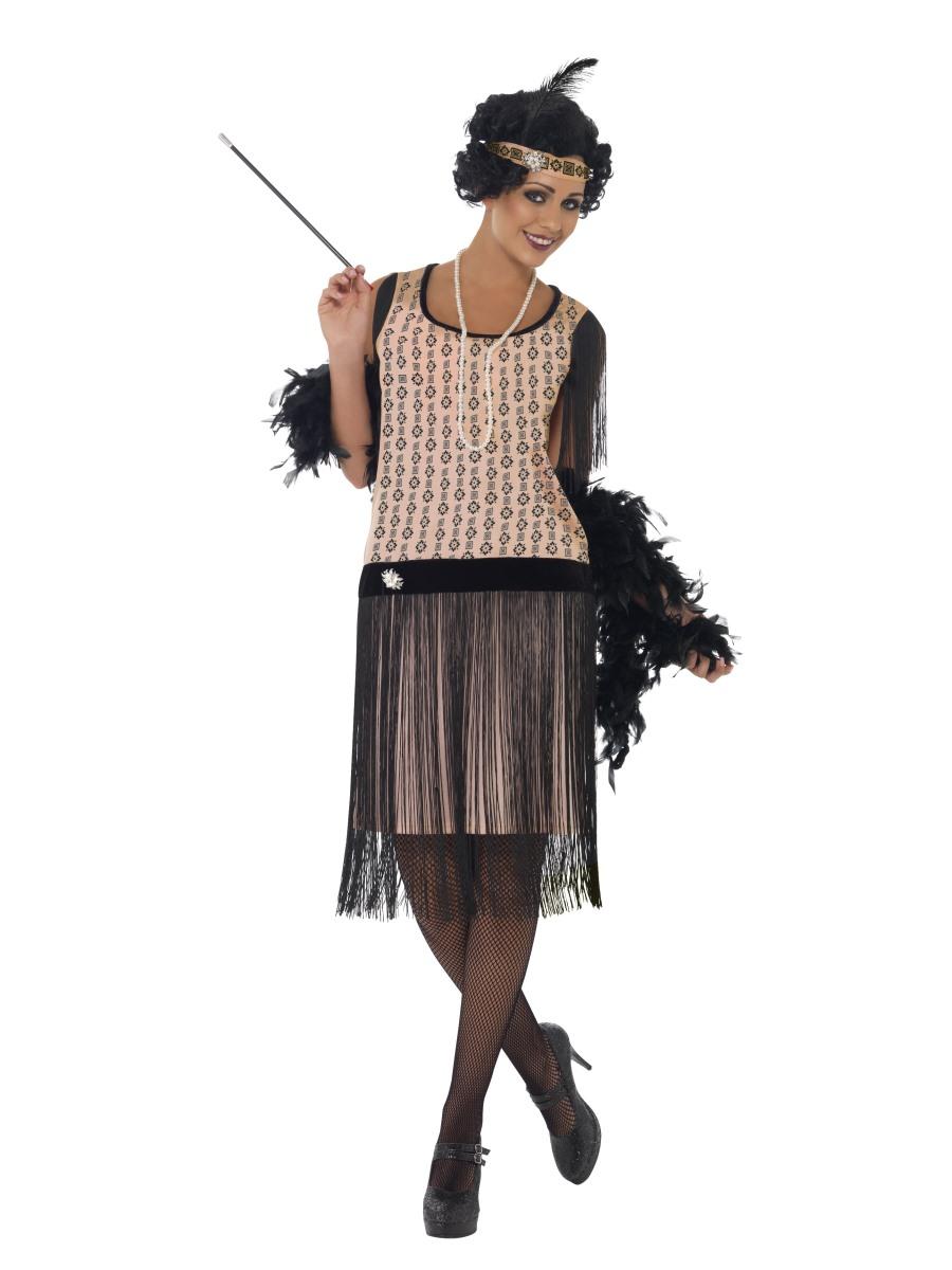 Retro kostým 30. léta Coco Velikost: S (36-38)