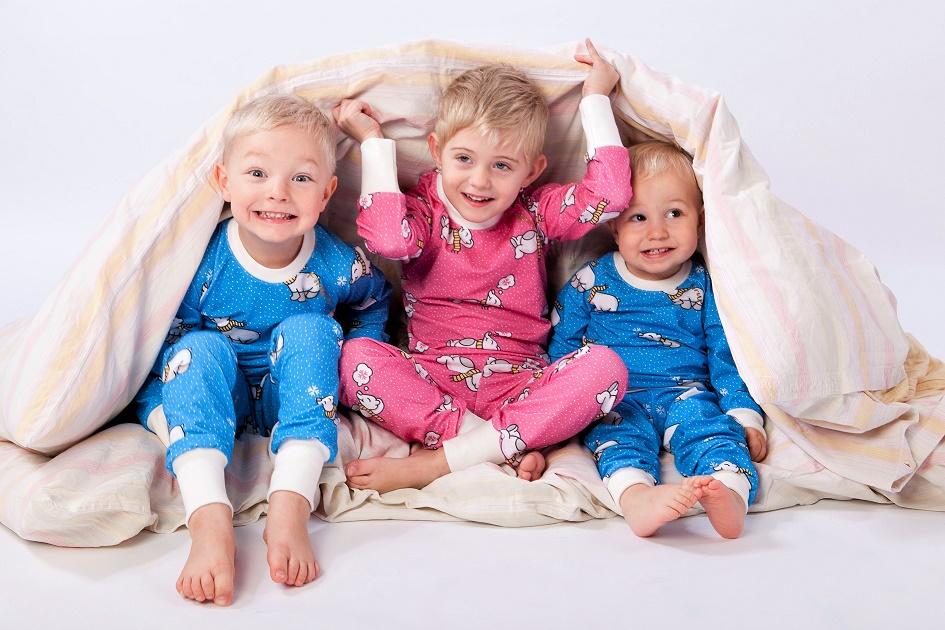 dětská pyžamka paruparo