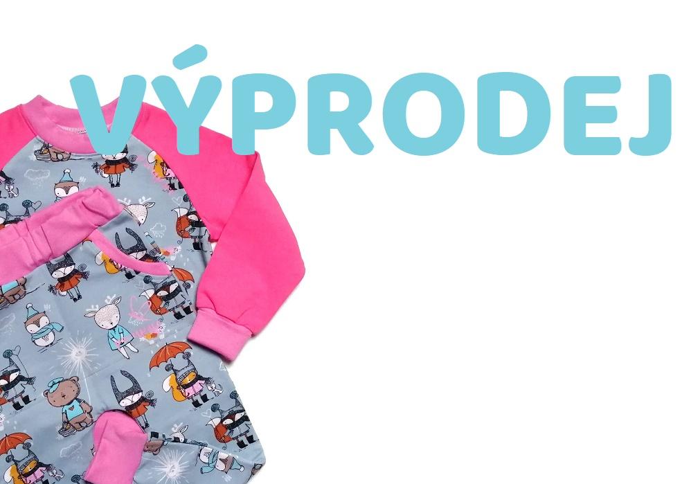 výprodej dětského oblečení
