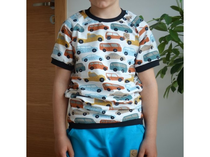 Tričko auta
