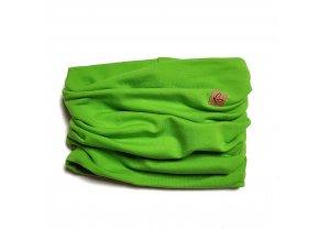 Nákrčník zelený