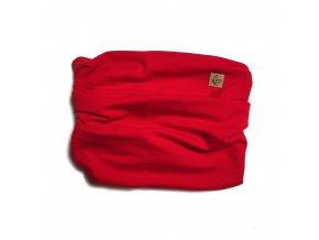 Nákrčník červený