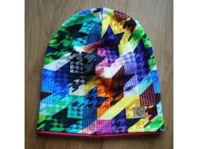Čepice barevné pepito