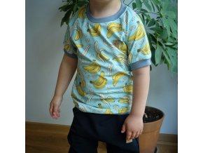 Tričko s banány