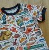 Tričko rybářské
