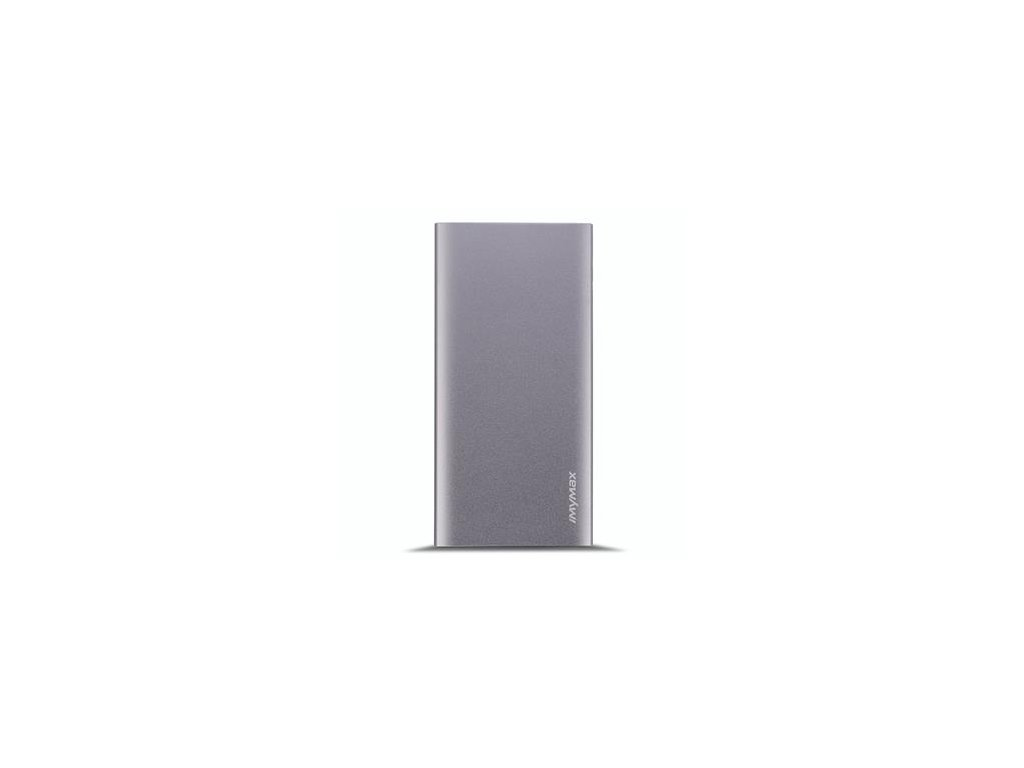 MyMAx X10 Slim PowerBank 10000mAh Grey (EU Blister)
