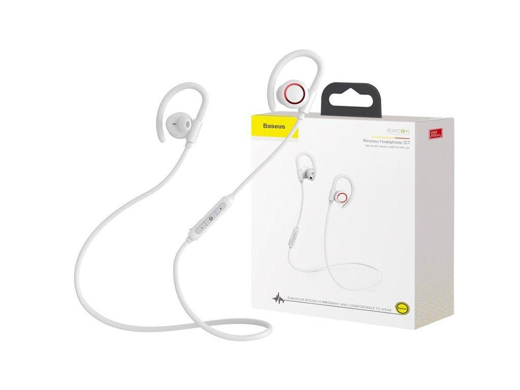 pol pl Baseus sluchawki bezprzewodowe sportowe Encok S17 White 36809 8