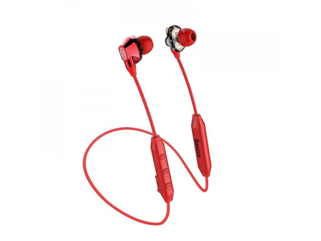 eng pl Baseus Encok S10 Earphones In Ear Wireless Bluetooth Headphones with Dual Moving coil red NGS10 09 46836 1