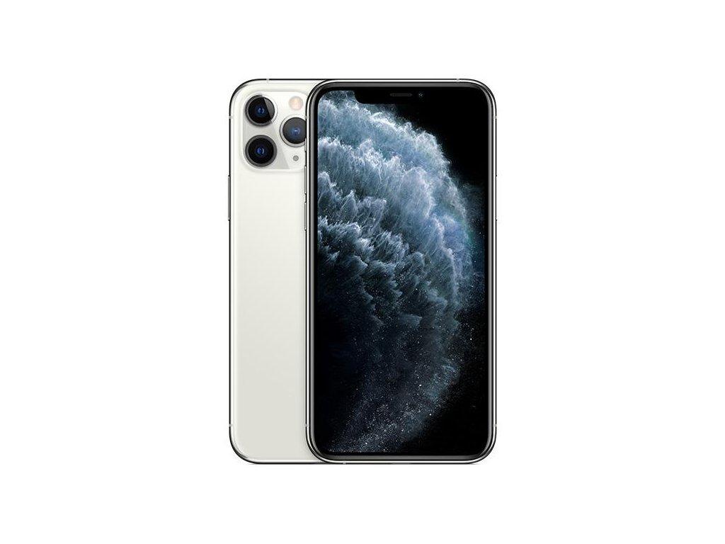Apple iPhone 11 Pro 64GB Silver Zánovní A++