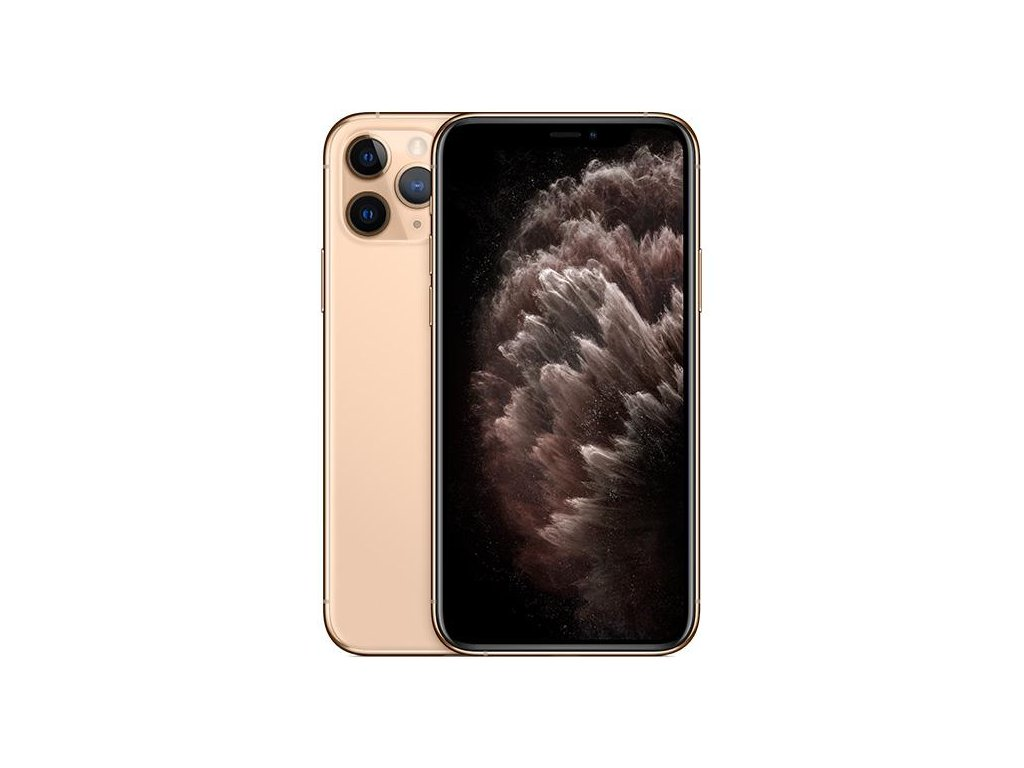 Apple iPhone 11 Pro 64GB Gold Zánovní A++