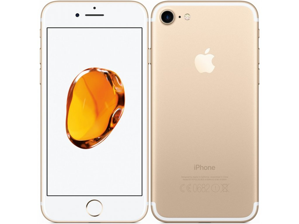 iPhone7 gold