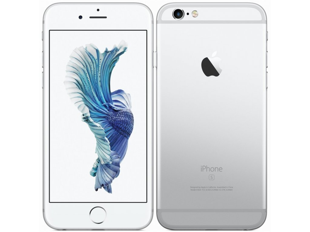 Apple iPhone 6s 16GB Silver AB