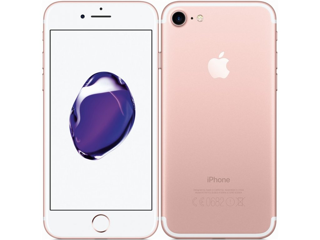iPhone7 rosegold