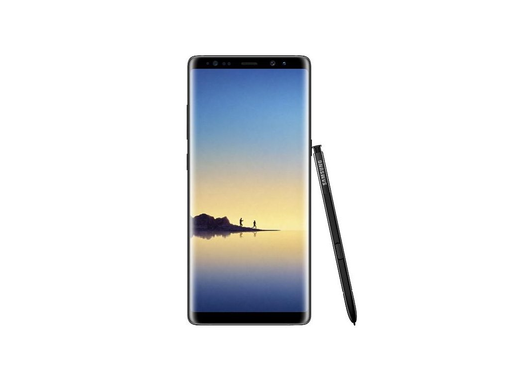 Samsung Galaxy Note8 128GB  Midnight Black