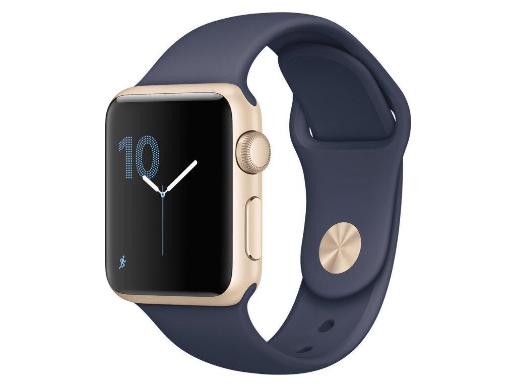 Apple Watch Series 2, 42mm Gold Aluminium