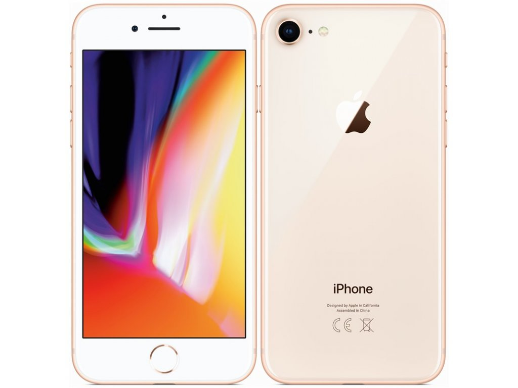 iPhone8 gold