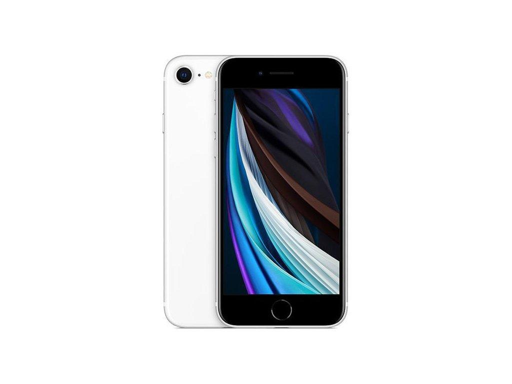 Apple iPhone SE (2020), 128GB White A+++Zánovní