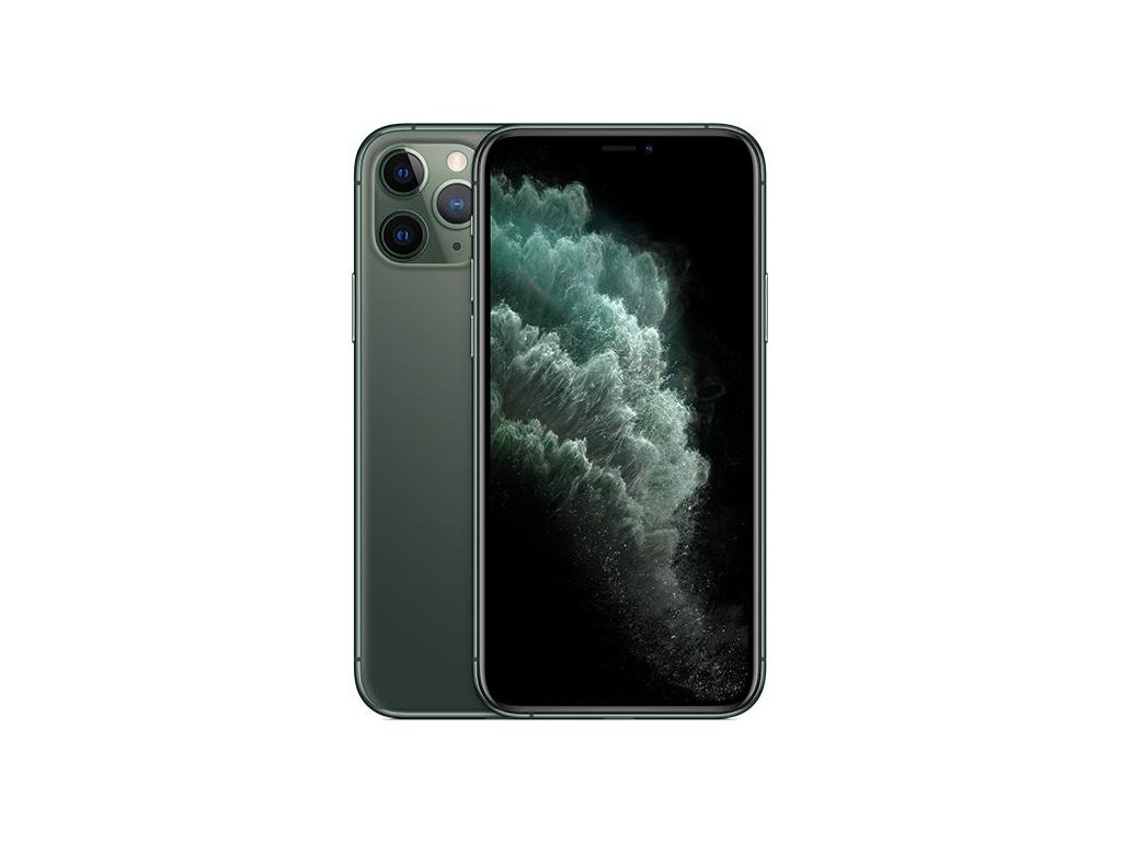 Apple iPhone 11 Pro 512GB Midnight Green A Grade