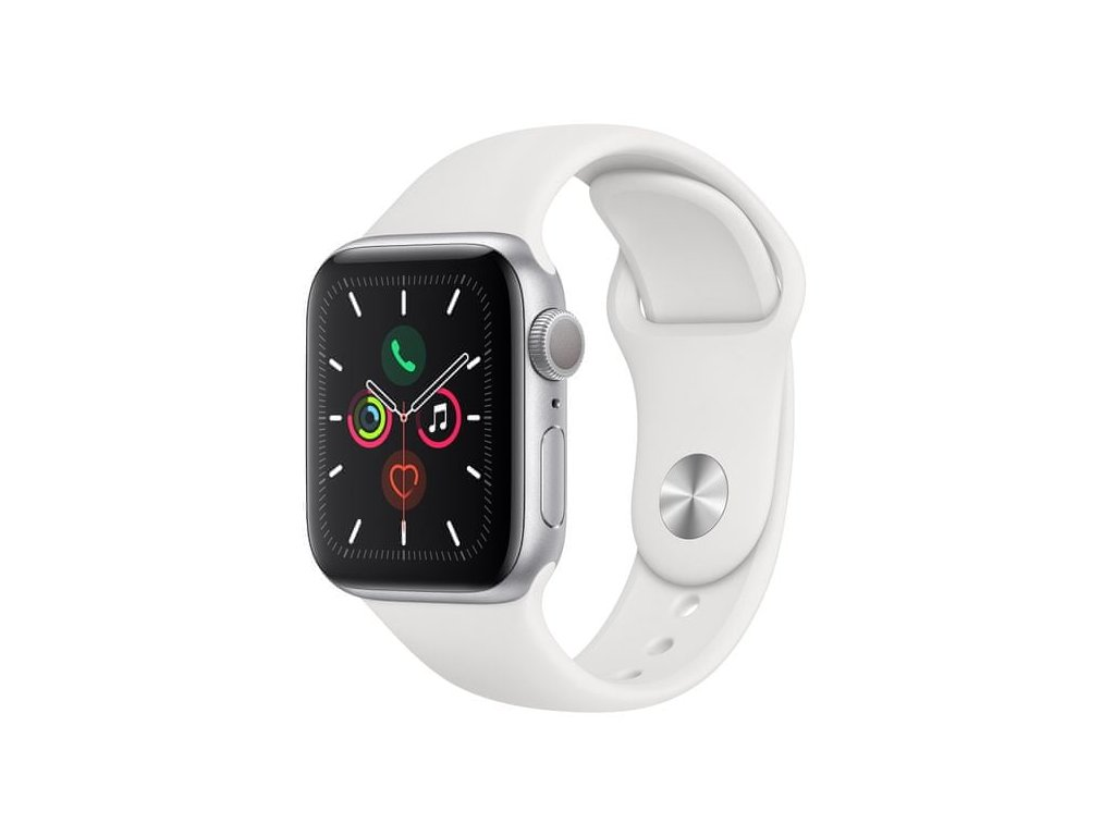 Apple Apple Watch Series 5 Aluminium 40mm 4g Silver
