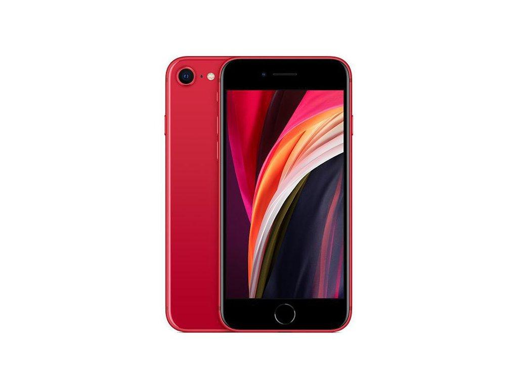 Apple iPhone SE (2020), 128GB Red A++ zánovní