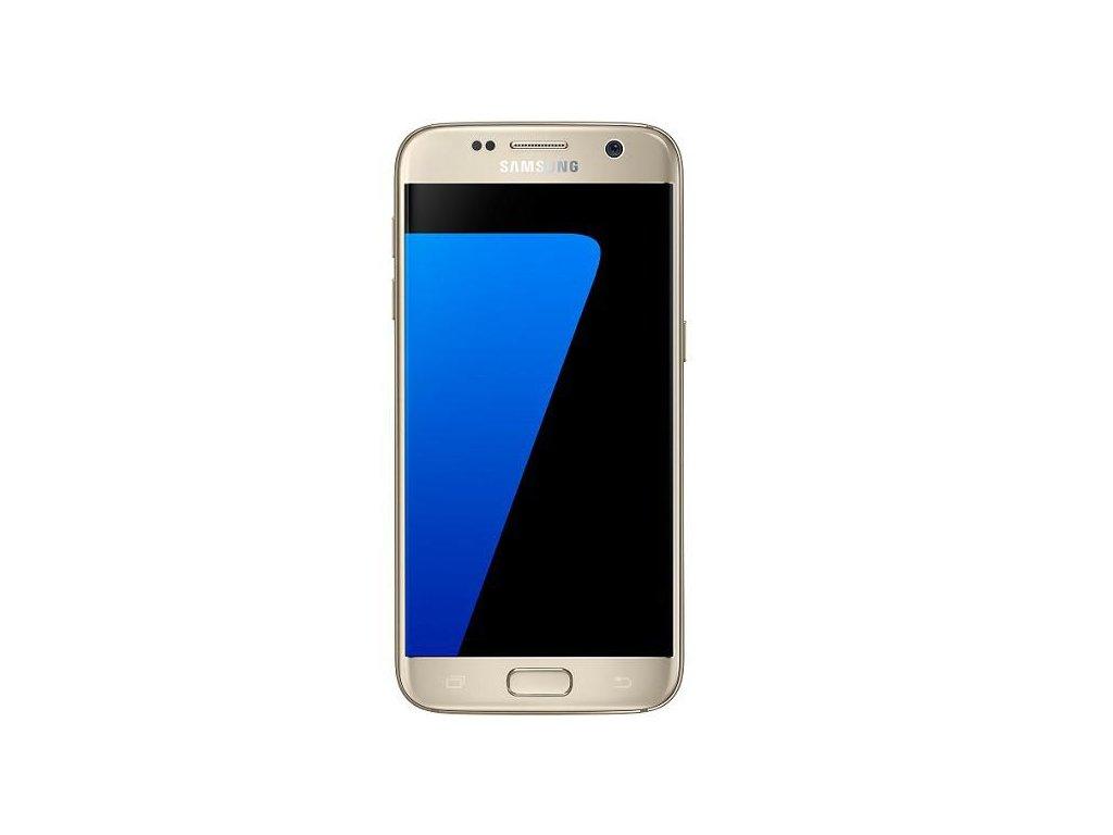 Samsung Galaxy S7 (G930F), 32GB Gold použitý