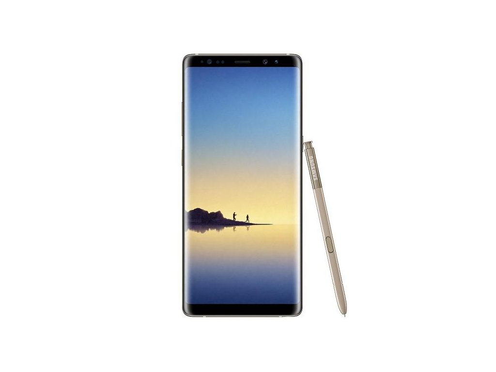 Samsung Galaxy Note8 (N950FZ), 64GB Maple Gold