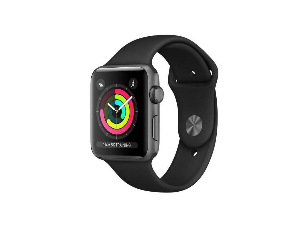 Apple Watch Series 3 38mm Space Grey