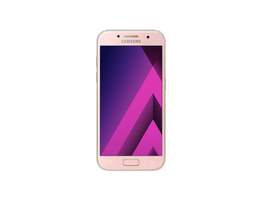 Samsung Galaxy A3 (2017) (A320F) Peach Cloud