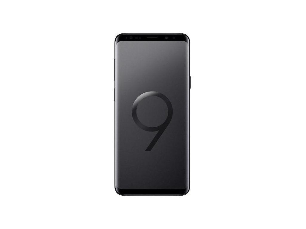Samsung Galaxy S9+ (G965F), 64GB  Midnight Black Dual sim