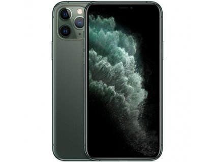 Apple iPhone 11 Pro 64GB Midnight Green Zánovní  A++