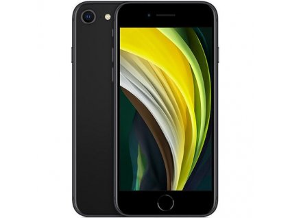 Apple iPhone SE (2020), 64GB Black A-