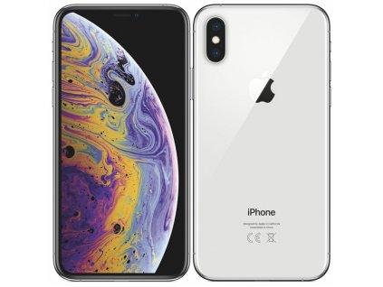 Apple iPhone XS 64GB Silver C