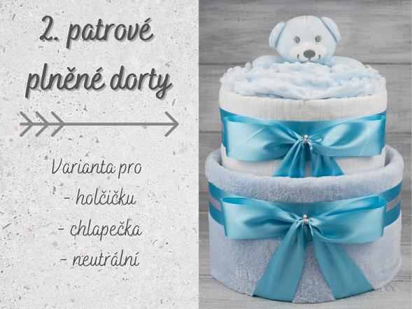 2. Patrový dort