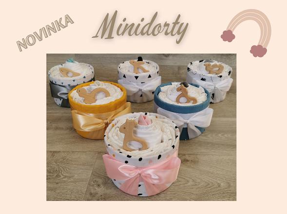 Minidorty - Novinka