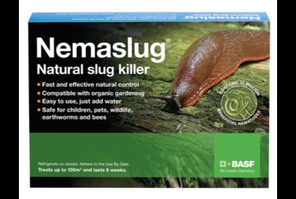 NEMASLUG - parazitické hlístice proti slimákům pro sezónu 2021 brzy skladem