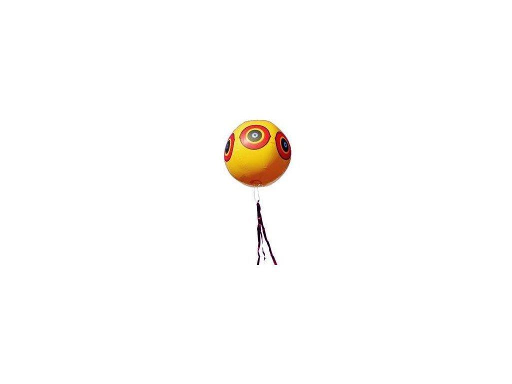 Balón na plašení ptáků