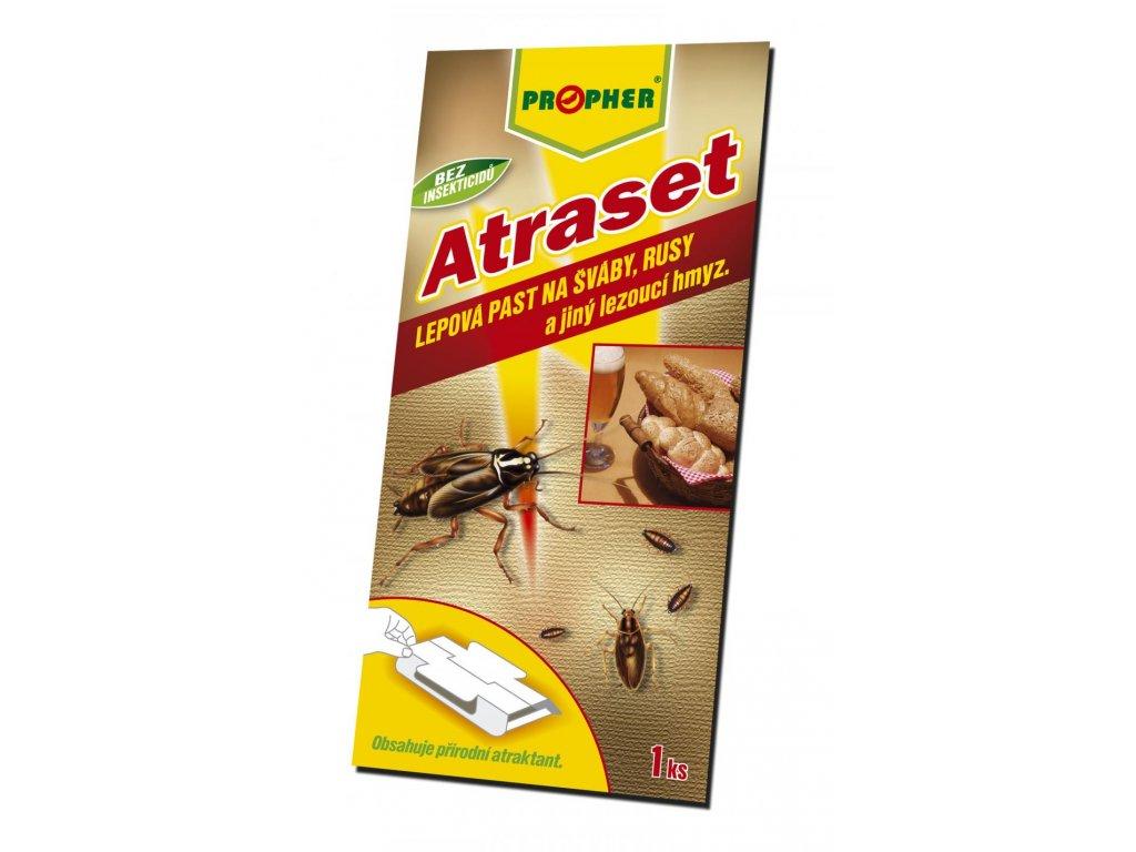 ATRASET na šváby a rusy