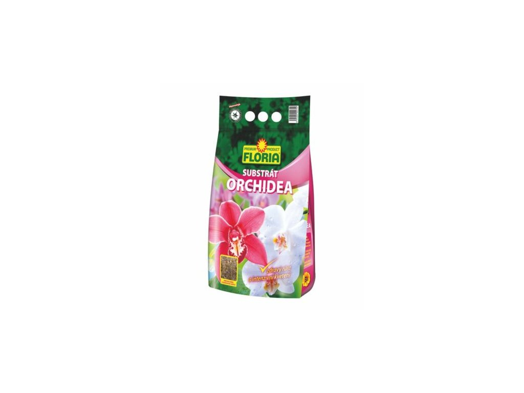 Substrát pro orchideje 3l