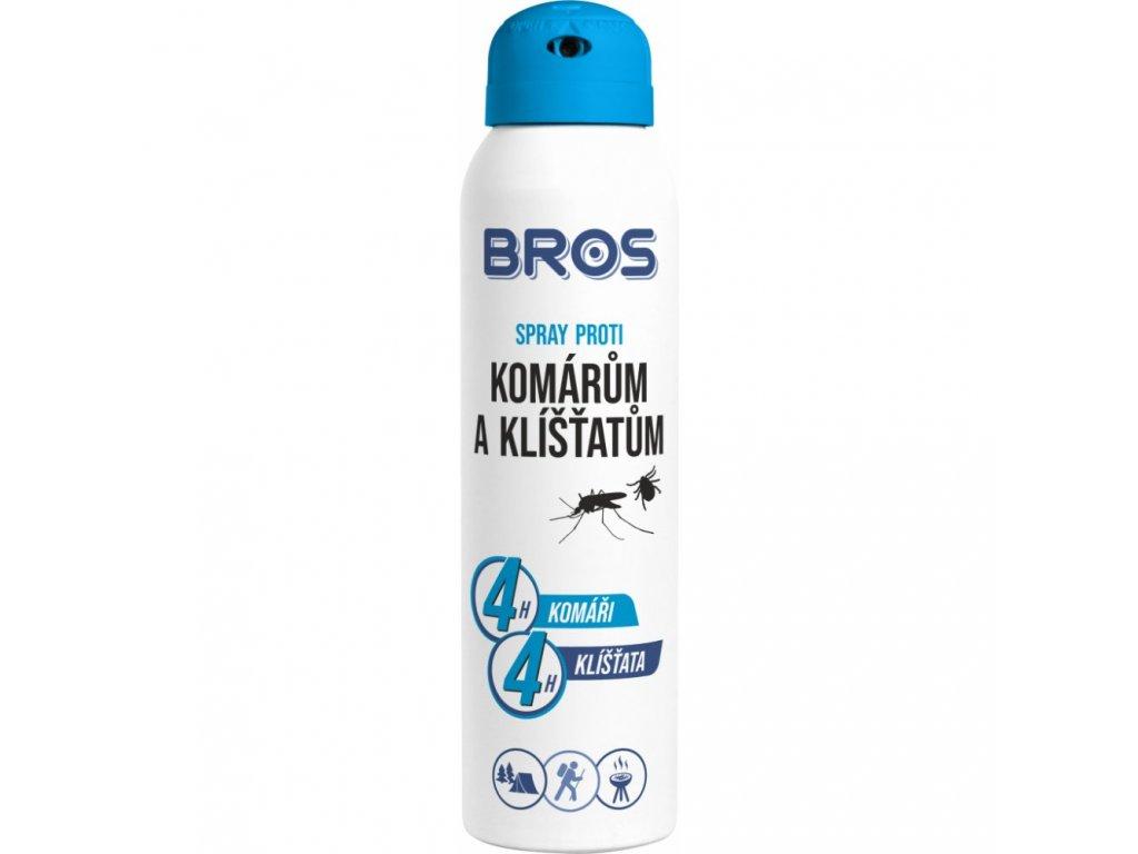 Bros Sprej proti komárům a klíšťatům 90 ml