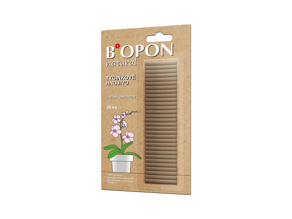 Biopon vermikompost tycinkove hnojivo