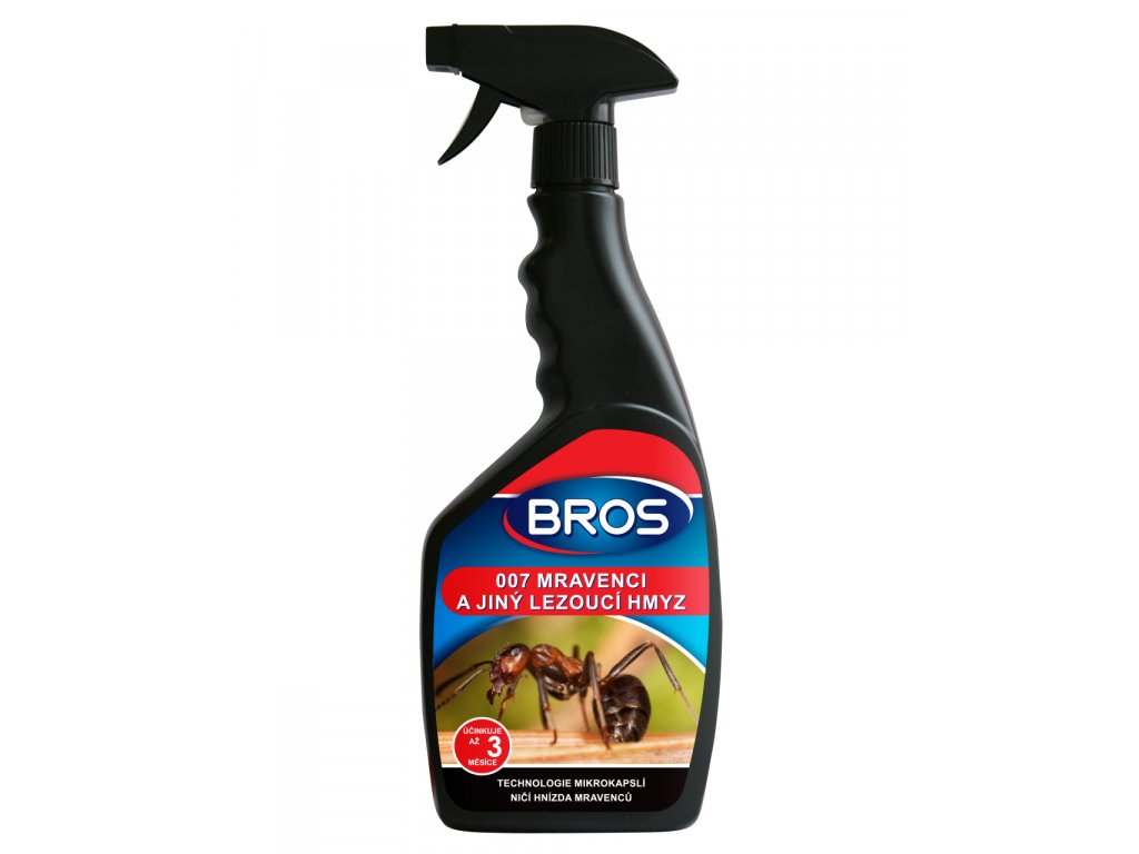 BROS na mravence