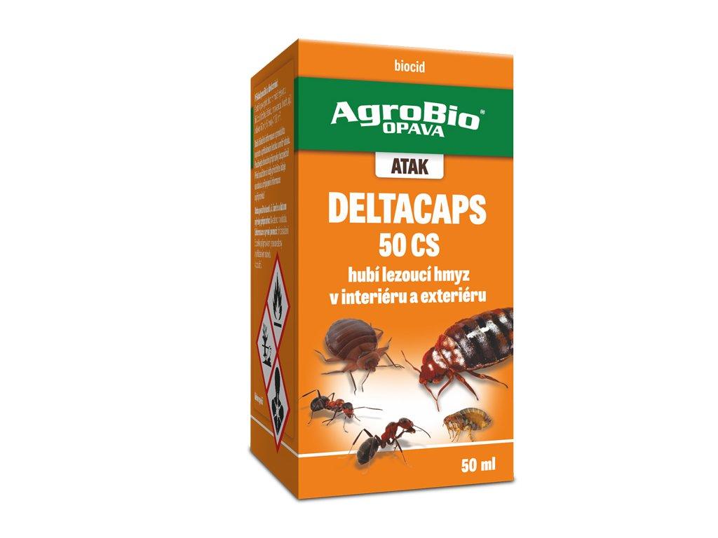 ATAK - DeltaCaps - 50 ml